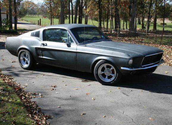 Project 67 Mustang